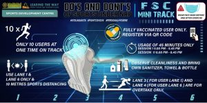 SPORTS SERVICES – ON CAMPUS STANDARD OPERATION PROCEDURES (SOP)