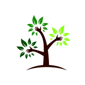 GE Logo (Tree only) PNG